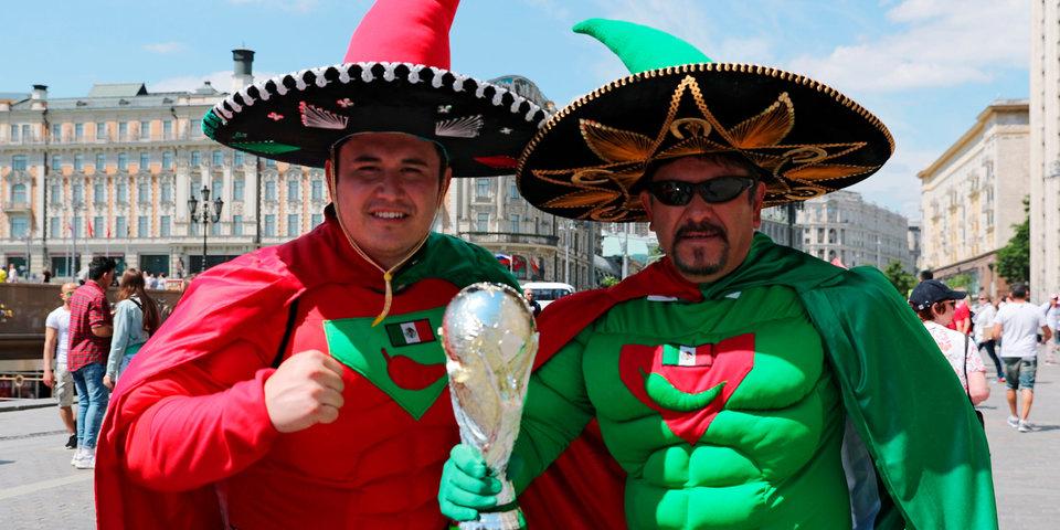 Мексиканцы выбирают между буррито и немецкой порнозвездой. Спойлер: они неисправимы
