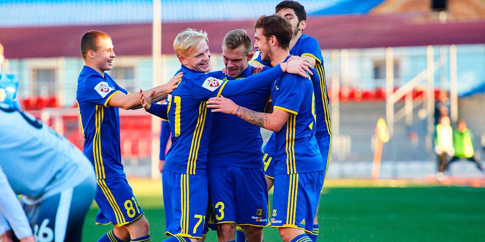 «Ростов» взял три очка в матче с «Уфой»