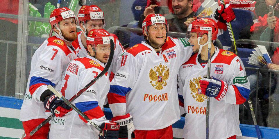 Сборная России победила финнов и выиграла домашний этап Евротура