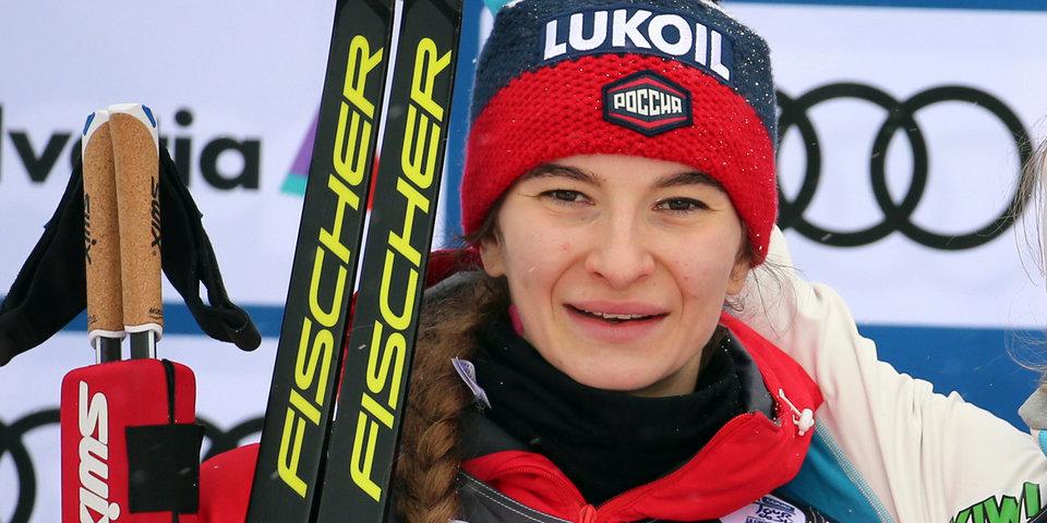 Наталья Непряева: «Седова тащила меня на своей спине, спасибо ей»