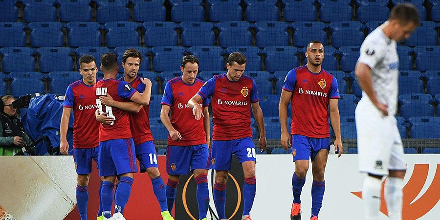 «Краснодар» стартовал в Лиге Европы с крупного поражения в Швейцарии