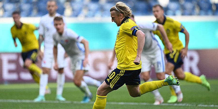 Янне Андерссон: «Форсбергу понравилось играть на стадионе в Санкт-Петербурге»