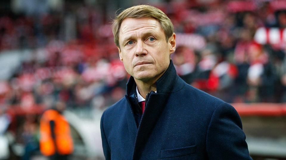 Олег Кононов: «Игроки «Спартака» отдали все силы, показали все свое мастерство»