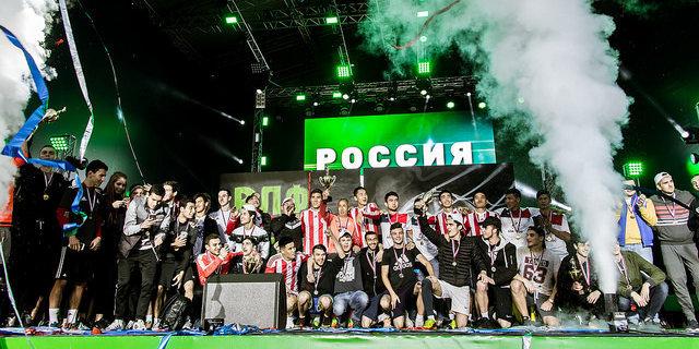 Открыта регистрация на турнир «Россия Любит Футбол!»