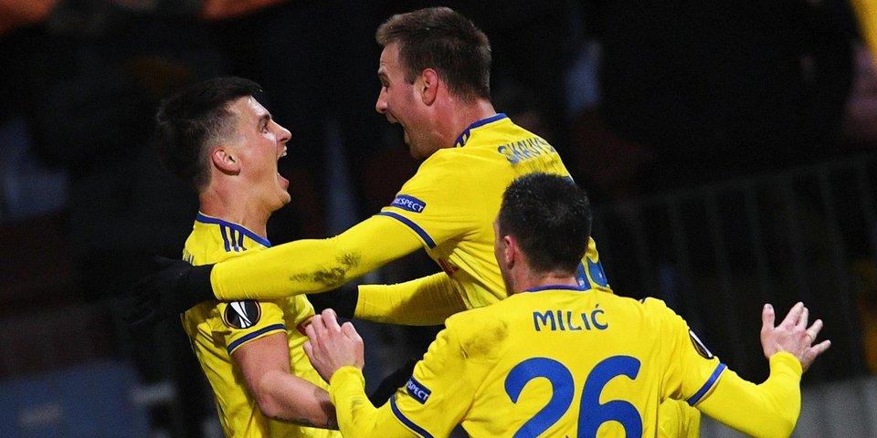 БАТЭ обыграл брестское «Динамо» в финале Кубка Белоруссии, забив на 120-й минуте
