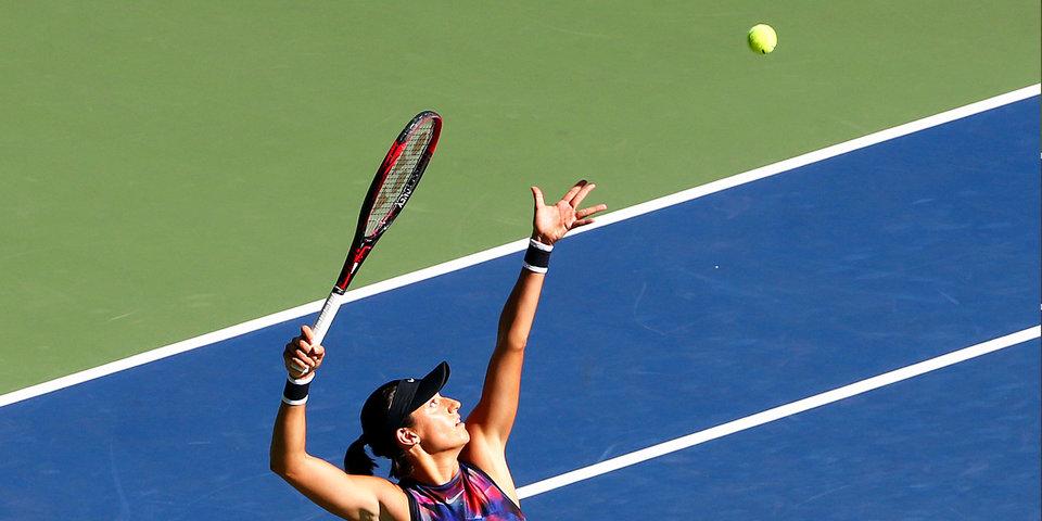 Александрова не смогла пробиться в четвертьфинал турнира в Шэньчжэне