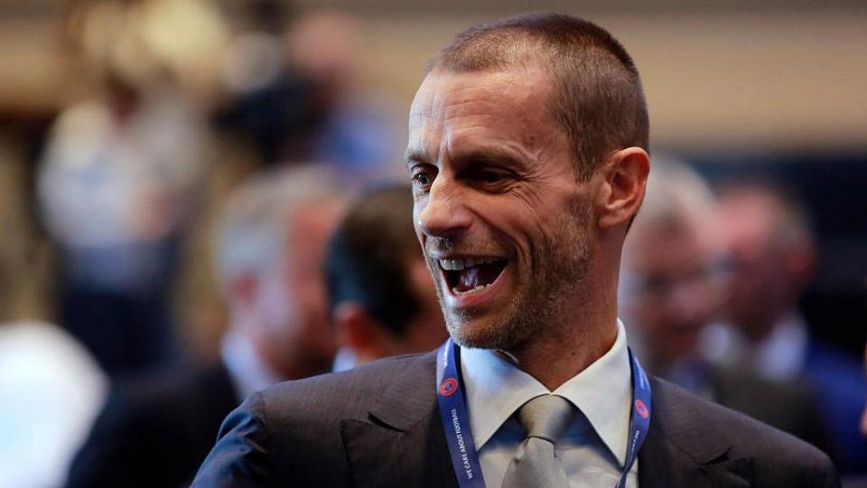 Глава УЕФА: «Матчи Евро-2020 в Санкт-Петербурге будут проведены на высочайшем уровне»