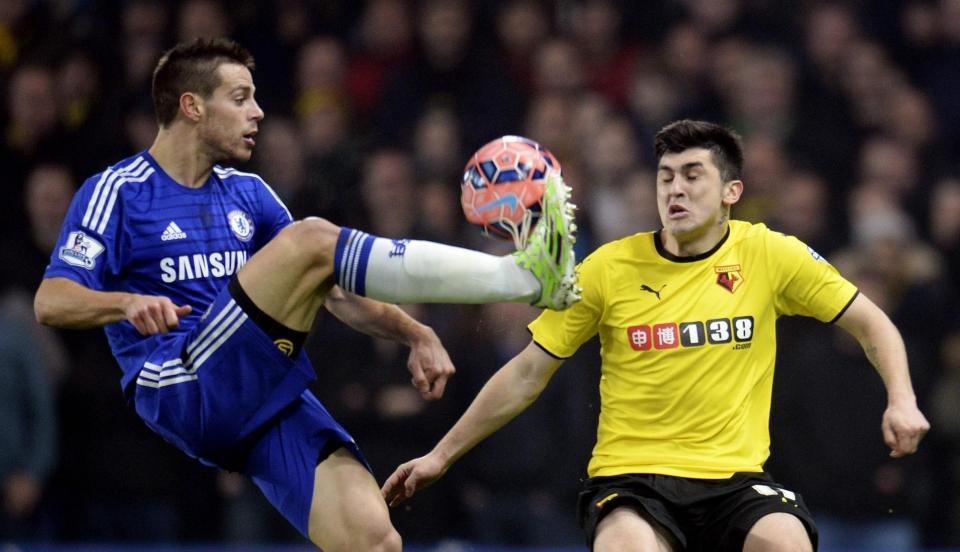 Сесар Аспиликуэта: «Челси» надеется добраться до Баку»