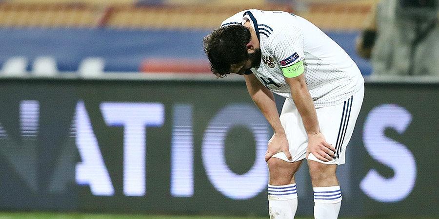 Георгий Джикия: «Постоянный капитан сборной — не я. Просто так сложилось»