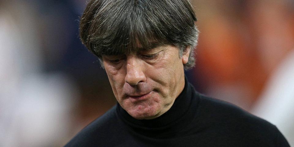 Лев вызвал в сборную Германии нового форварда