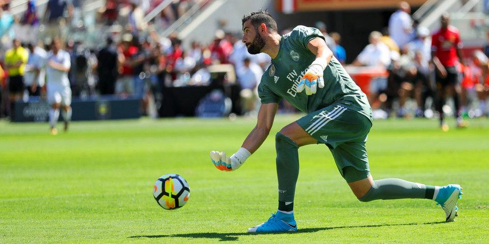 Вратарь «Реала» может продолжить карьеру во второй лиге Франции
