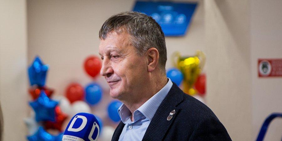 Команду первого тренера Кучерова не пустили на первенство Москвы