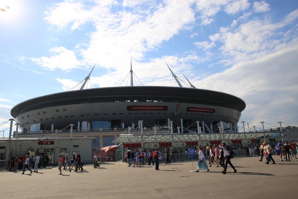 Финал Кубка конфедераций Германия – Чили пройдет при аншлаге