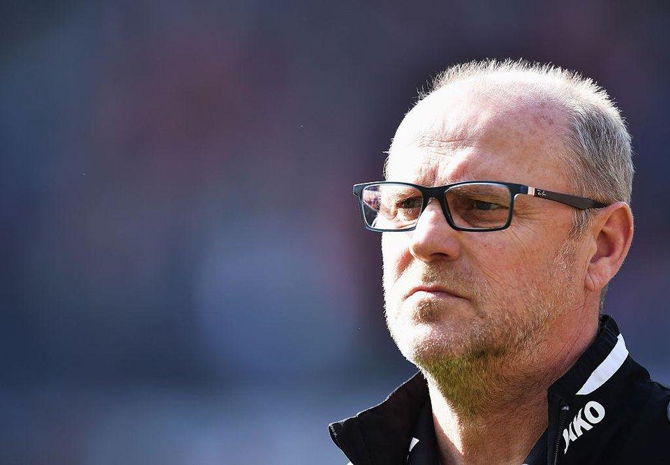 «Вердер» за тур до окончания чемпионата уволил главного тренера и заменил его на легенду клуба перед решающим матчем