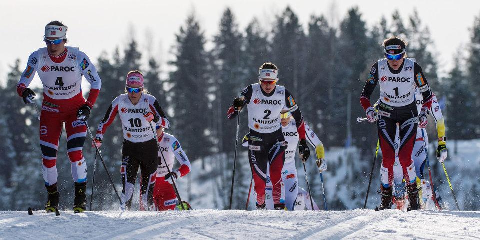 Норвежка Эстберг выиграла 10-километровую гонку в Давосе, Седова – 11-я