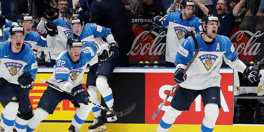 Финны сыграли, как сборная Черчесова против Испании. Почему мы не смогли взломать этот сейф?