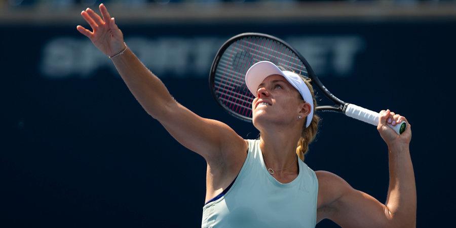 Кербер, Плишкова и Бенчич — в третьем круге Australian Open