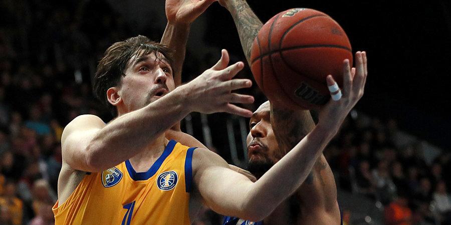 Алексей Швед: «Эти 37 очков –не мои, а общие»