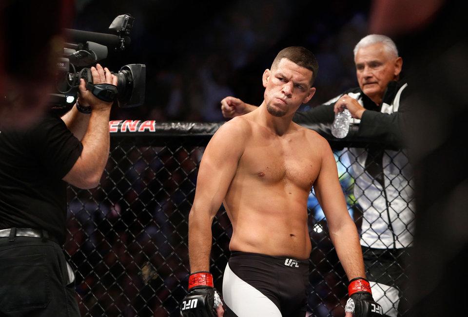 Бой Нэйта Диаза на UFC 230 не состоится