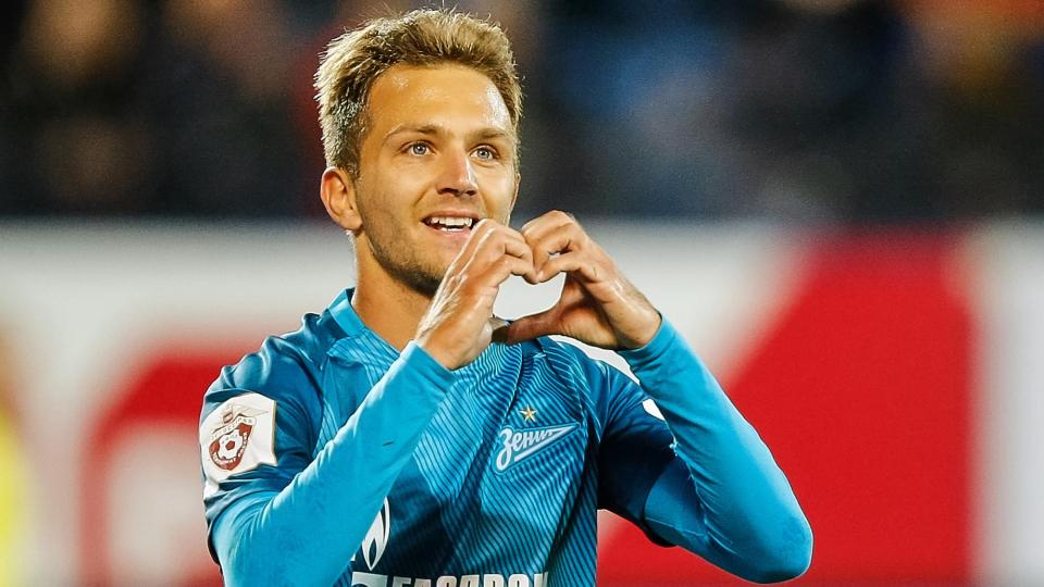 «Зенит» с победы стартовал в Лиге Европы