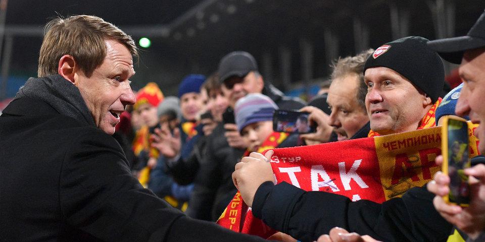 Олег Кононов: «Вырос на футболе «Спартака», с детских лет болел за него»