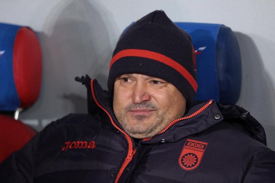 Вадим Евсеев — после ничьей с «Оренбургом»: «У нас футбол в голах что ли заключается?»