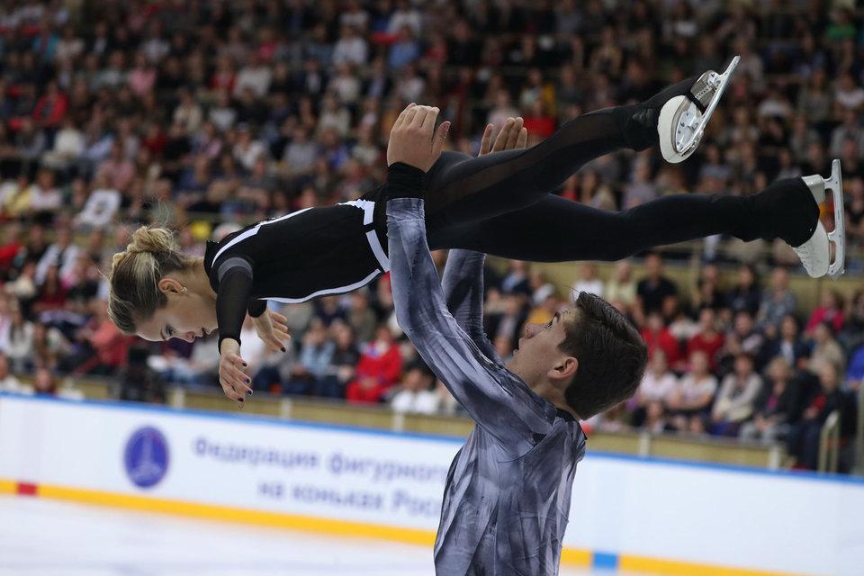 Павлюченко и Ходыкин стали вице-чемпионами Гран-при США