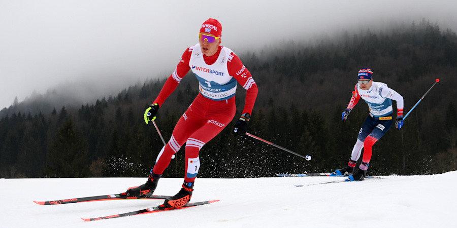 Зимние виды спорта на «Матч ТВ»: лыжи, прыжки с трамплина и биатлонная «Рождественская гонка»