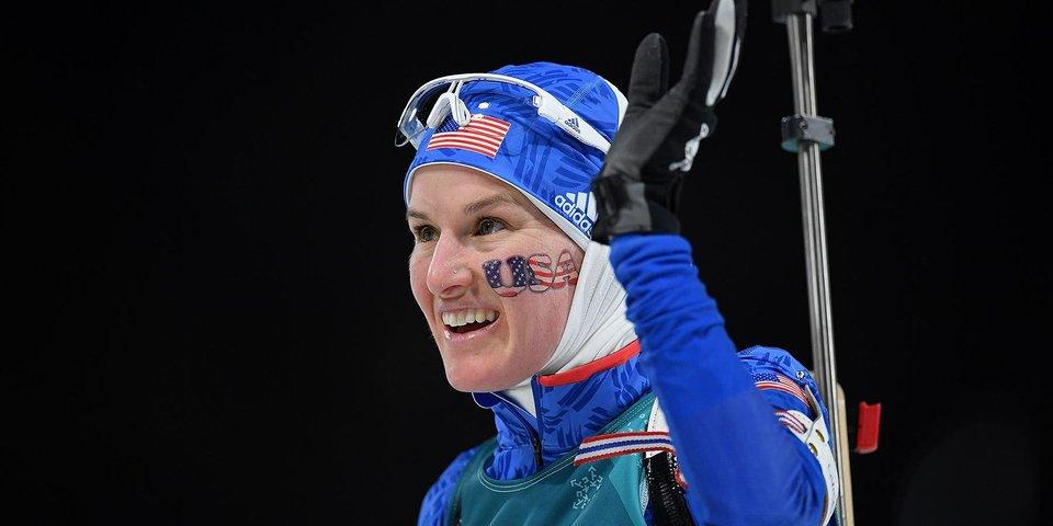 Американская биатлонистка раскритиковала решение CAS по России