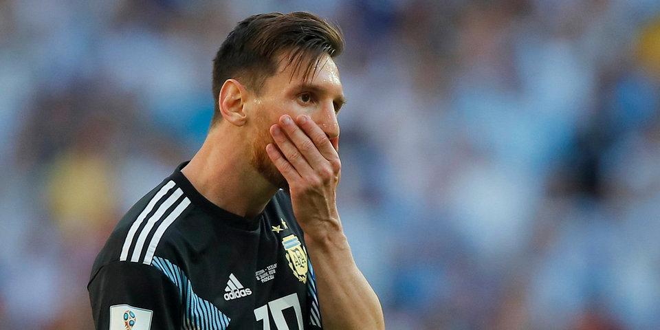 Александр Неценко: «В аргентинском футболе системный кризис, к Месси вопросов нет»