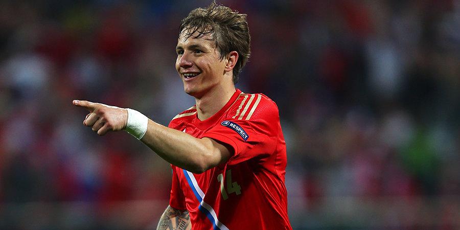 Роман Павлюченко — о победе россиян на ЧМ по пляжному футболу: «Поздравляю наших ребят. Смотрел все их матчи, реально переживал за них»