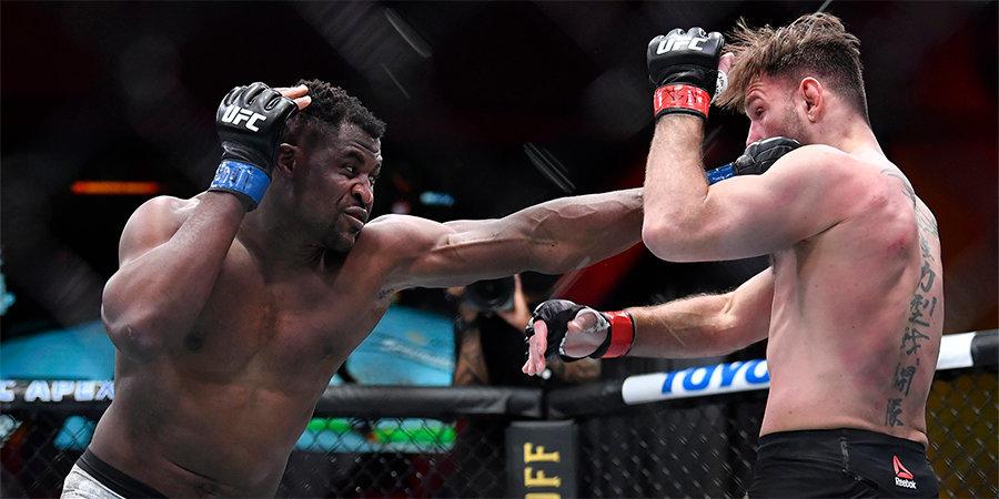 «Наверное, я дам Нганну по себе попасть». Волков — о новом чемпионе UFC, которого считают лучшим нокаутером в тяжелом весе