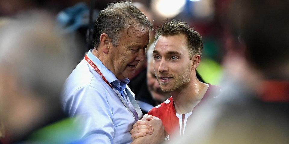 Главный тренер сборной Дании: «Победит команда, у которой психология окажется сильнее»