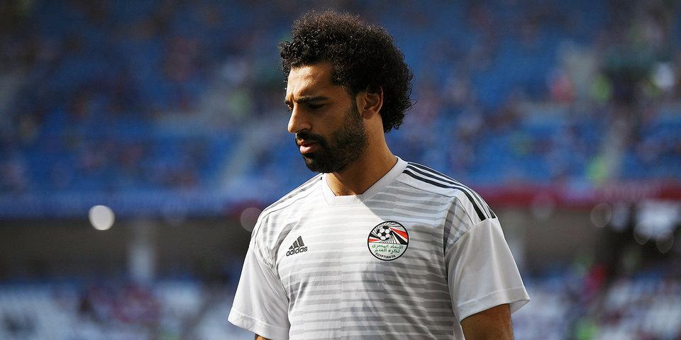 Салах признан лучшим игроком встречи с Саудовской Аравией