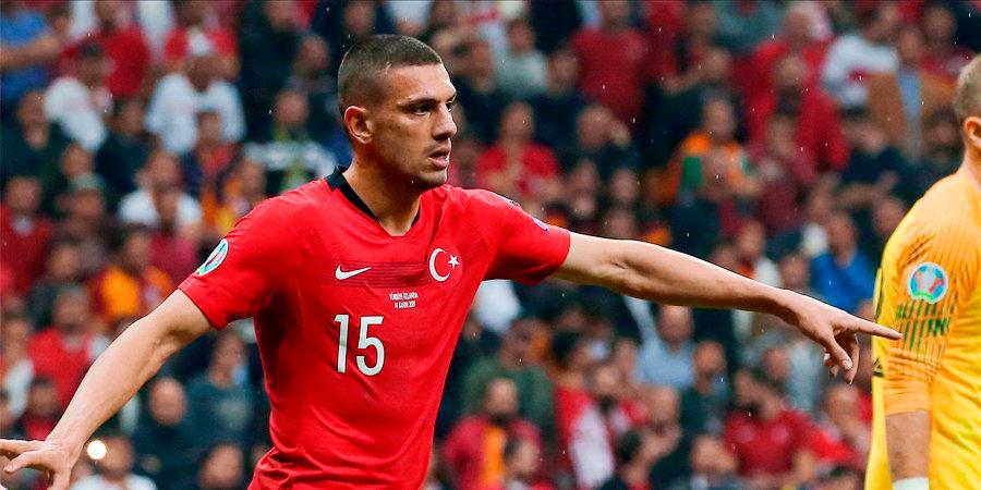 «Арсенал», «МЮ» и «Милан» поборются за турецкого защитника «Ювентуса»