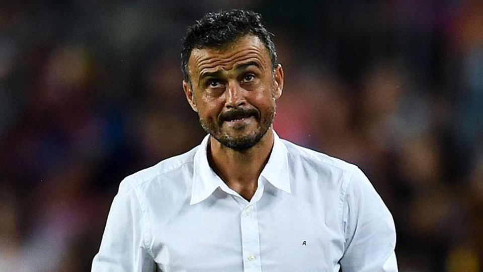 Энрике по окончании сезона может покинуть «Барселону»