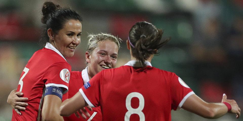 Женская сборная России разгромила Эстонию в отборе на Евро-2021