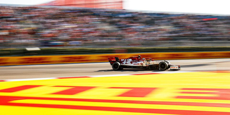Организаторы Гран-при Китая просят «Формулу-1» изменить дату проведения этапа
