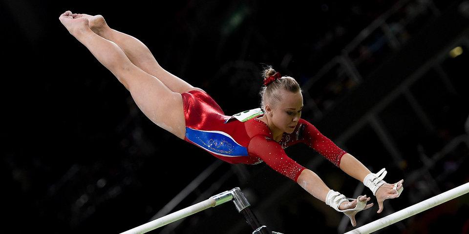 Гимнастка Ангелина Мельникова выиграла «бронзу» ЧЕ