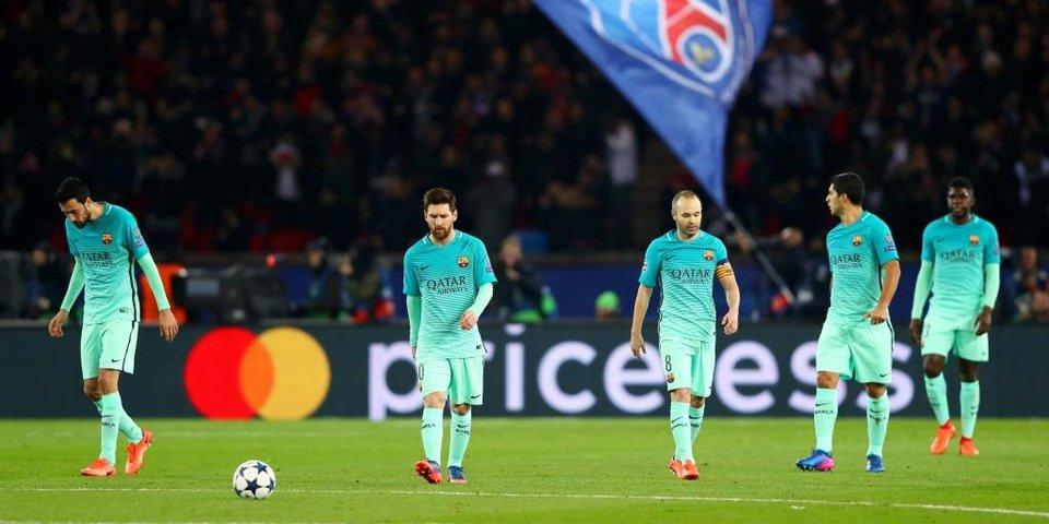 Что случилось с «Барселоной»?