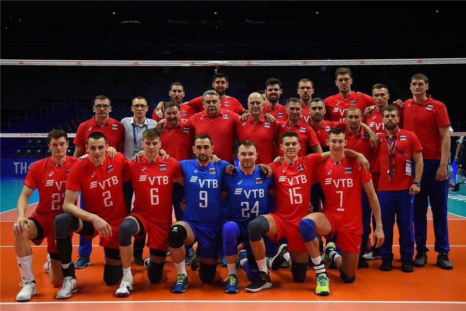 Отборочные матчи сборных России на ОИ-2020 пройдут в Калининграде и Петербурге