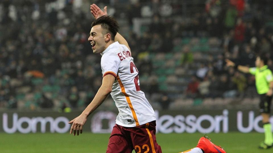 «Рома» намерена продлить контракт с Эль-Шаарави