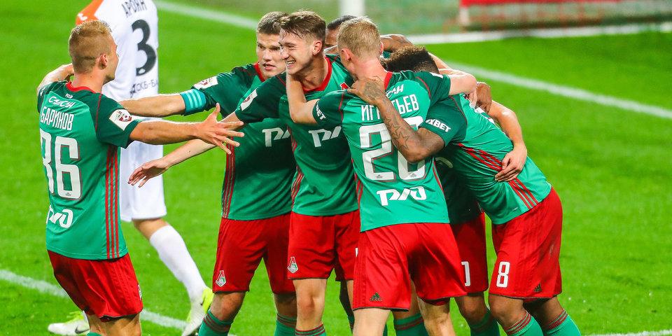 Илья Геркус: «Выбирая «Локо», футболист выбирает развитие карьеры»