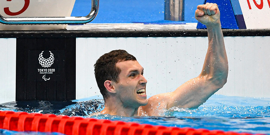 Тарасов и Шишова принесли российской команде медали Паралимпиады в плавании
