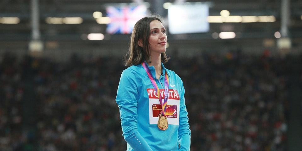Мария Ласицкене претендует на титул лучшей легкоатлетки мира в 2017 году