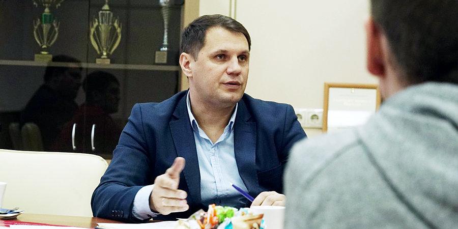Директор «Енисея»: «Перед тем, как менять регламент ФНЛ, нужно учесть массу факторов»