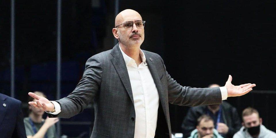 Зоран Лукич: «ЦСКА использовал наш главный минус — несыгранность»