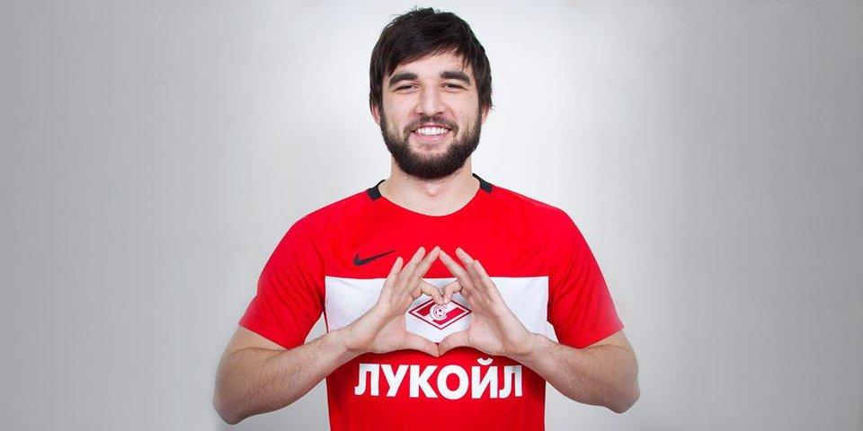Георгий Джикия: «С чизбургерами покончено – хочу закрепиться в основе «Спартака»