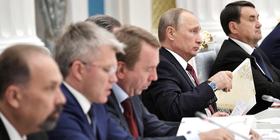 «Количество недорогих мест должно быть максимальным» — Путин о билетах и подготовке к чемпионату мира-2018