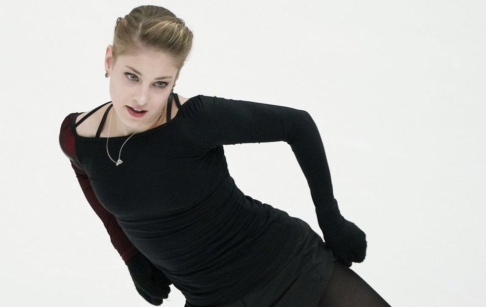 Косторная объяснила смену прически переходом к Плющенко